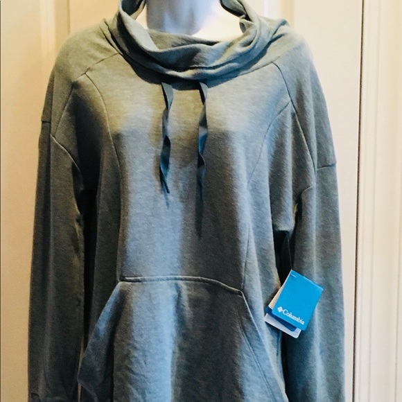Columbia Tops - Columbia cowl neck pullover. Size M